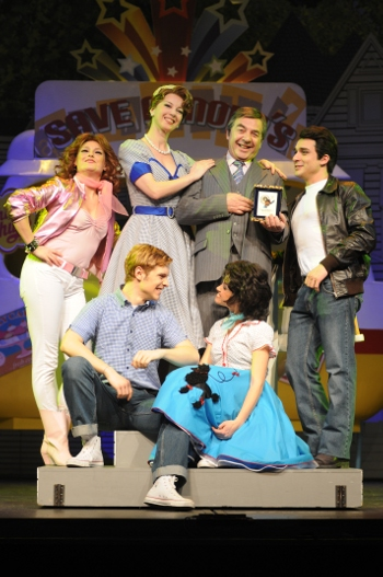 Happy Days il nuovo musical