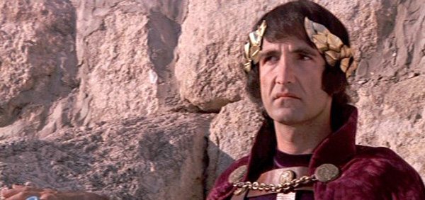 "Barry Dennen in ""Jesus Christ Superstar"""