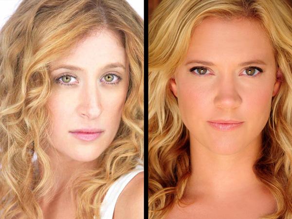 Il cast di Frozen a Broadway