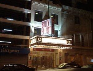 """Il Teatro di """"Billy Elliot"""" a Broadway (foto © Massimo Davico)"""