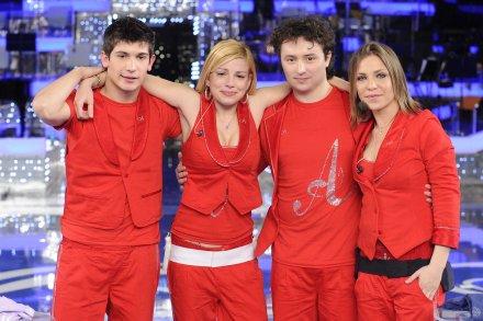I 4 finalisti di Amici 2010