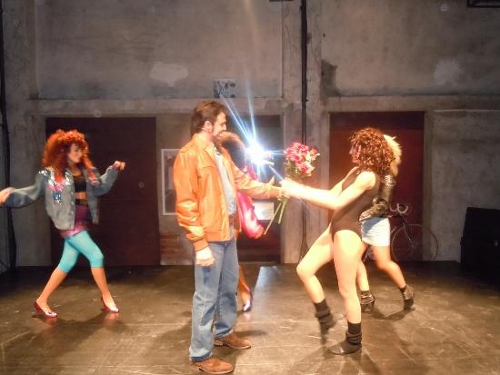 Lo show-case di Flashdance