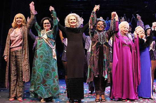 """Follies"" a Broadway"