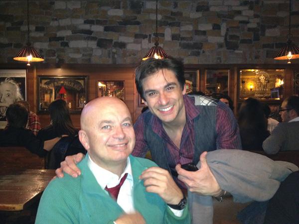 Michele Renzullo e Riccardo Simone Berdini