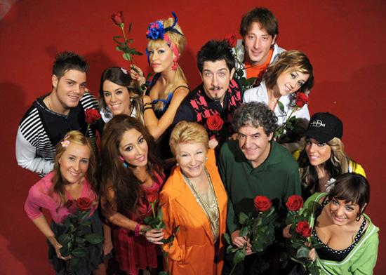 Il cast completo del musical
