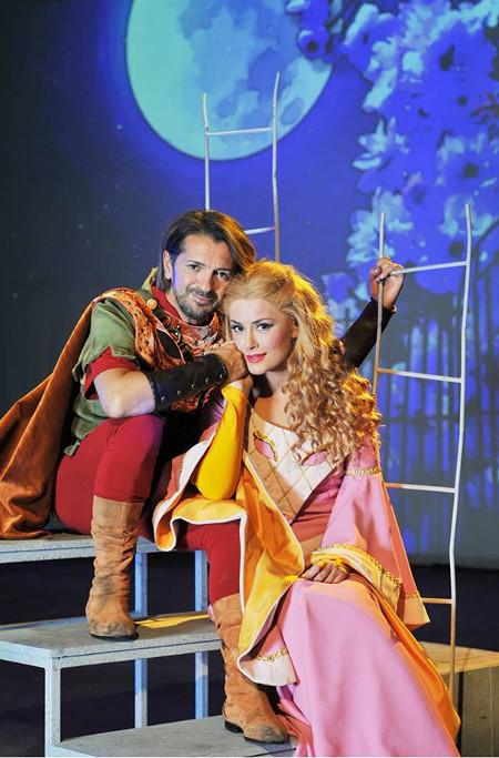 Manuel FGrattini e Fatima Trotta