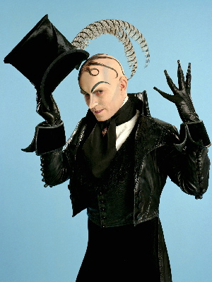 "Steèphen Gately in ""Chitty Chitty Bang Bang"""