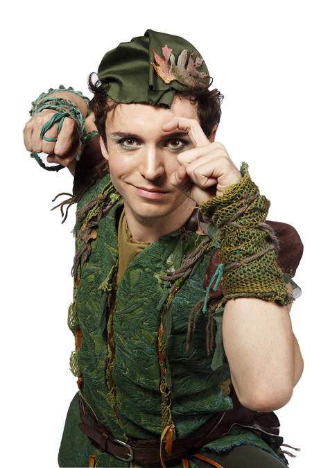 Giogio Camandona è Peter Pan