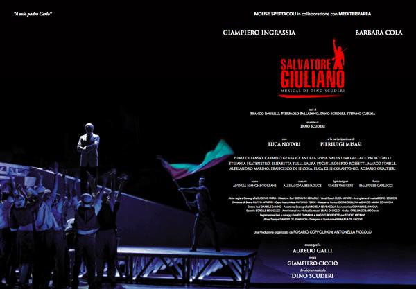 Il libretto del CD
