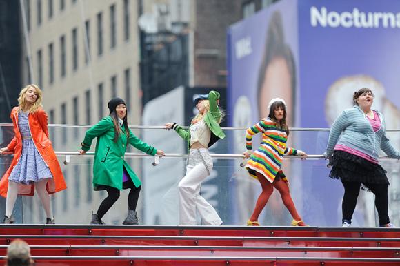 Glee a New York