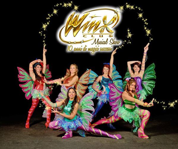 Le Winx a teatro!
