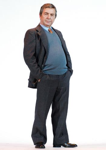Giovanni Boni è Howard Cunningham