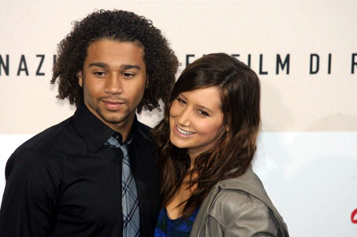 Corbin Bleu e Ashley Tisdale