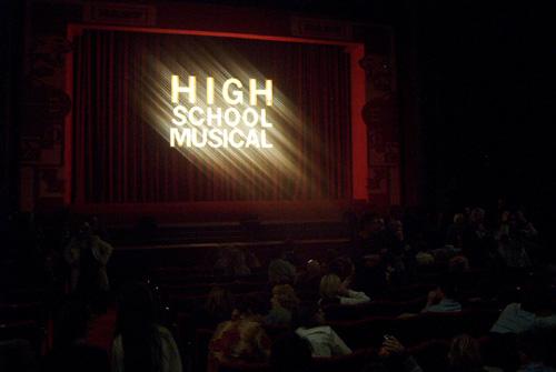 """High School Musical a Roma: la """"prima"""""""