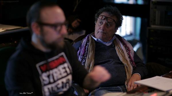 Enzo Iacchetti alla regia