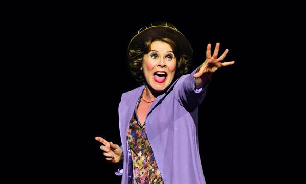 """Imelda Staunton in """"Gypsy"""""""