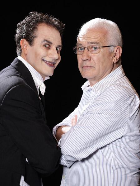 Giampiero Ingrassia e Saverio Marconi