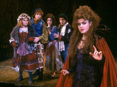 Una foto dell'edizione di Broadway