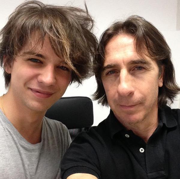 Jake Sarno e Fargetta