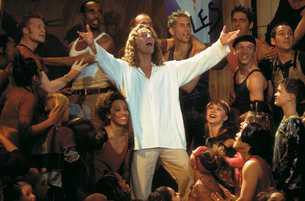 Lo show a Broadway nel 2000
