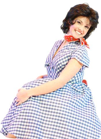 Maria Silvia Roli è Joanie Cunningham