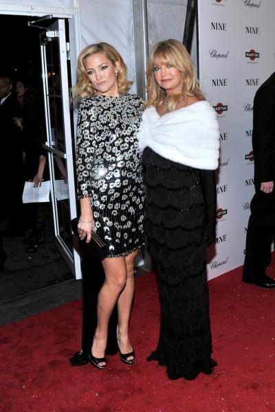 Kate Hudson e la madre Goldie Hawn