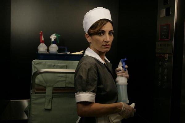 Paola Lavini è Ines