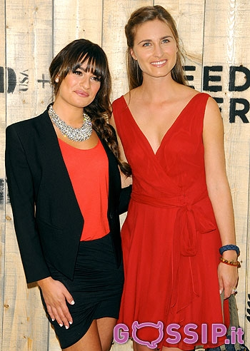 Lea Michele e Lauren Bush