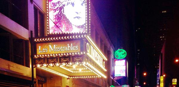 Lez Miz a Broadway
