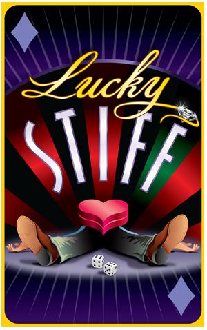 Il logo di Lucky Stiff