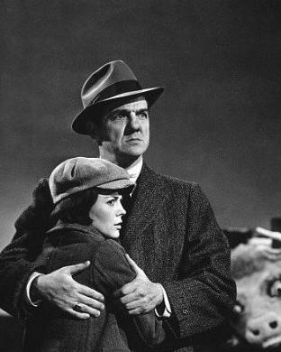 """Karl Malden in una scena di """"Gypsy"""""""