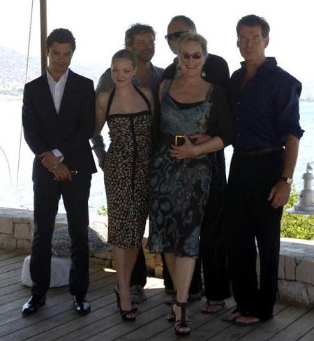 Il cast completo del film