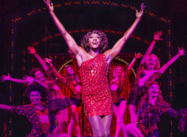 """Mat Henry in """"Kinky Boots"""""""