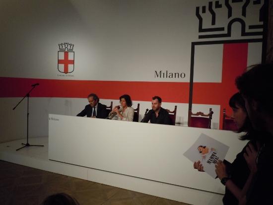 La conferenza stampa di Mamma Mia!