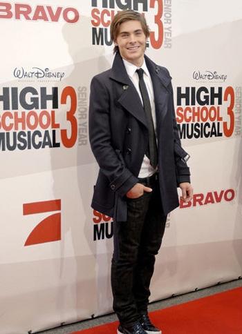 High School Musical 3 a Monaco