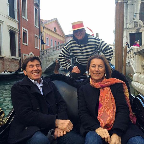 Gianni Morandi a Venezia
