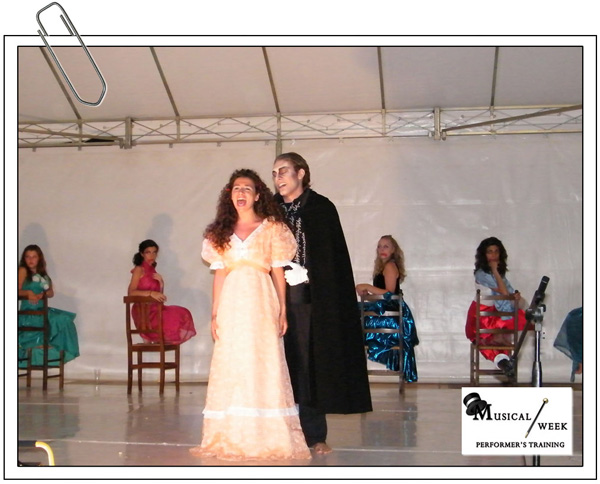 Musical Week a Borgo Spante
