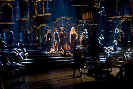 La foto ufficiale di presentazione del film