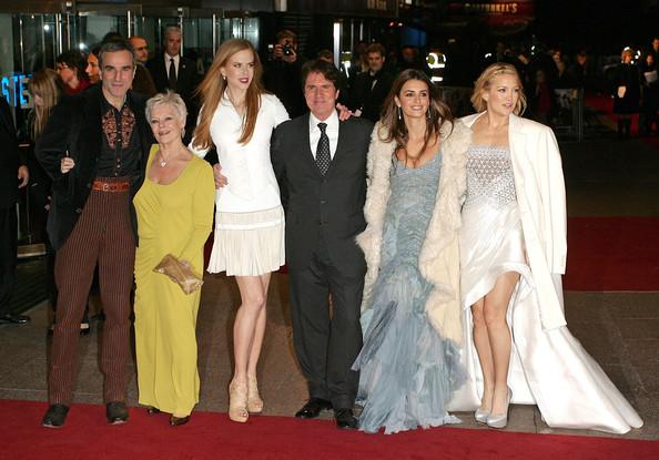 """Il red carpet di """"Nine"""" a Londra"""