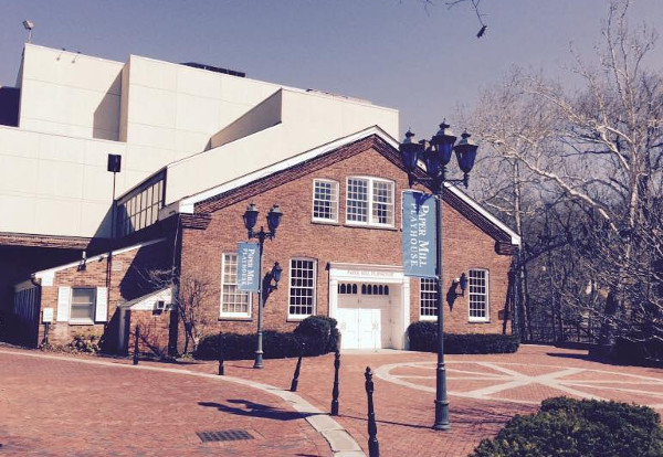La Paper Mill Playhouse di Millburn nel New Jersey