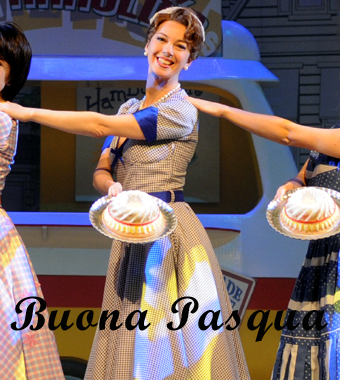 "Sabrina Marciano in ""Happy Days il nuovo musical"""
