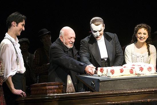 23 candeline per il Phantom a Broadway