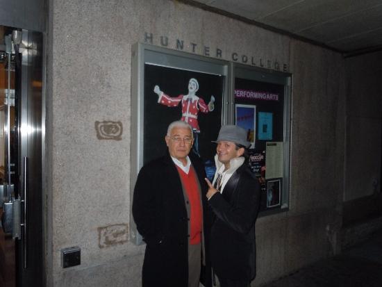 Saverio Marconi e Manuel Frattini
