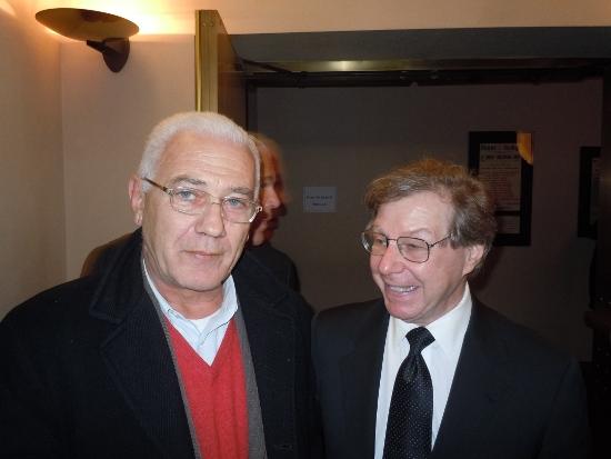 Saverio Marconi e Maury Yeston