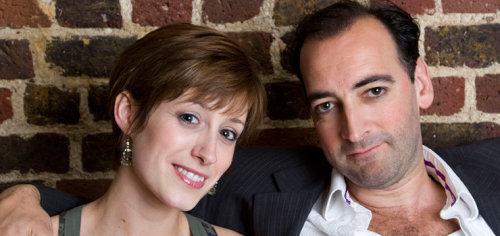 Connie Fisher e Alistair McGowan