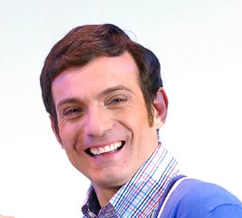Cristian Ruiz è Potsie Weber