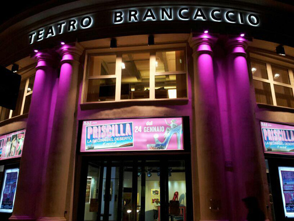 """""""Priscilla"""" al Teatro Brancaccio di Roma"""