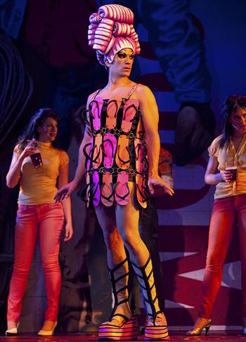 Priscilla a Broadway