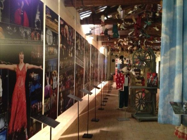 La mostra sui 30 anni della Rancia