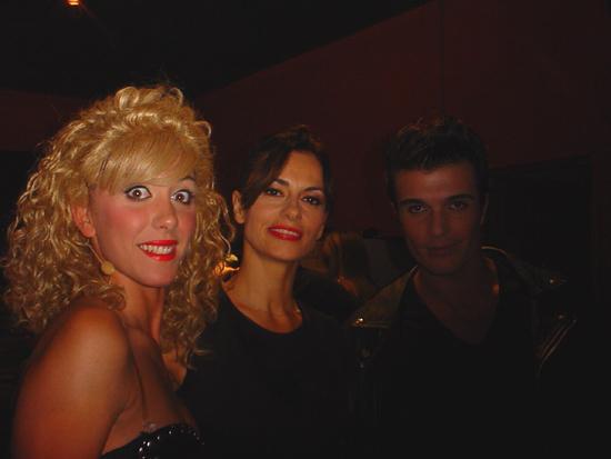 con Rossella Brescia
